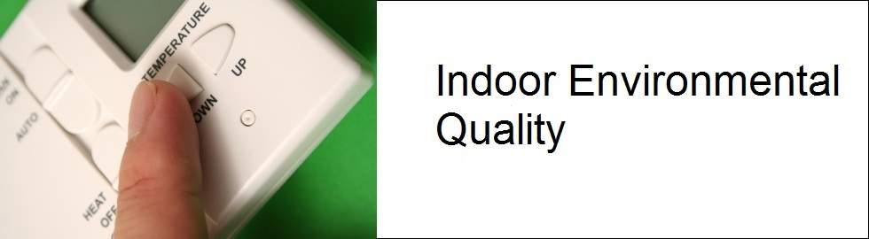 indoor environmental quality essay Free essay: the question of how different building features can affect the building users has occupied the attention of many researchers and building.